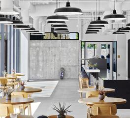 Employee common area lighting