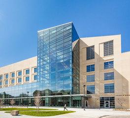 Enterprise Precast Concrete UNL School of Business Exterior