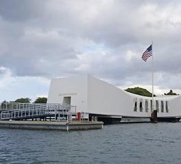 Feeney Inc USS Arizona Pearl Harbor Memorial Railing Replacement