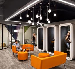 Framery Acoustics Framery O Office Work Lounge Privacy Booths Slate Magazine Offices