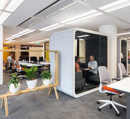 Framery Q Open Office Space Private Office Pod