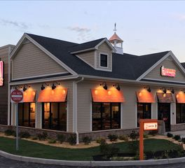 Fullerton building systems Dunkin Donuts Highlands NJ