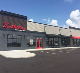 Fullerton Building Systems Rice Street Retail tim hortons  Maplewood