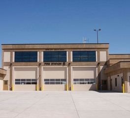 Gage Brothers Rapid City Regional Airport Rescue and Firefighting Station