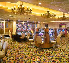 Gasser Gaming Slot Seating John G. Bagley