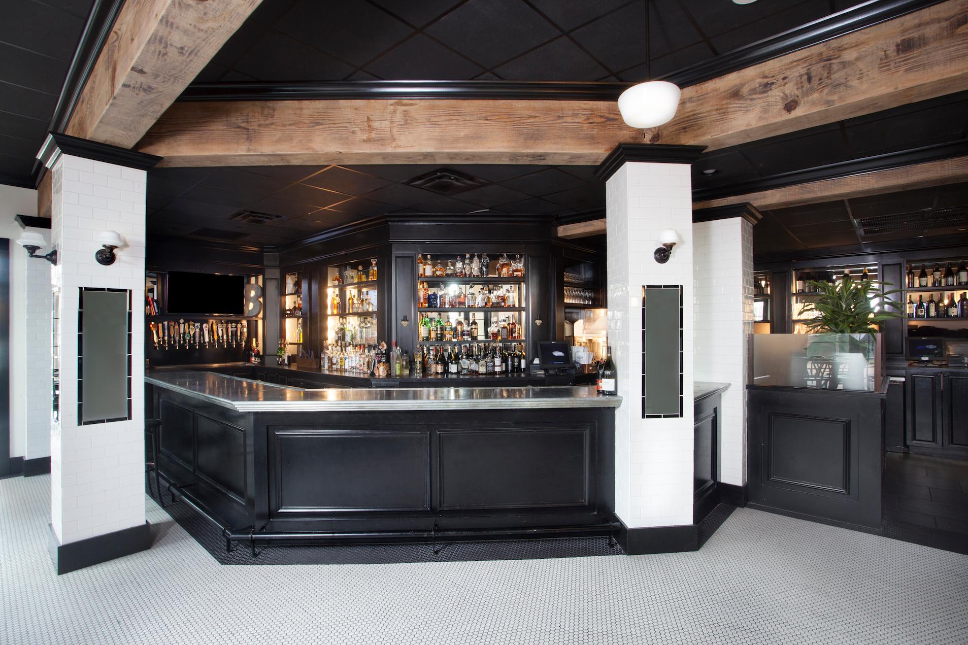 Gator Millworks Bistro Byronz Restaurant Bar Design