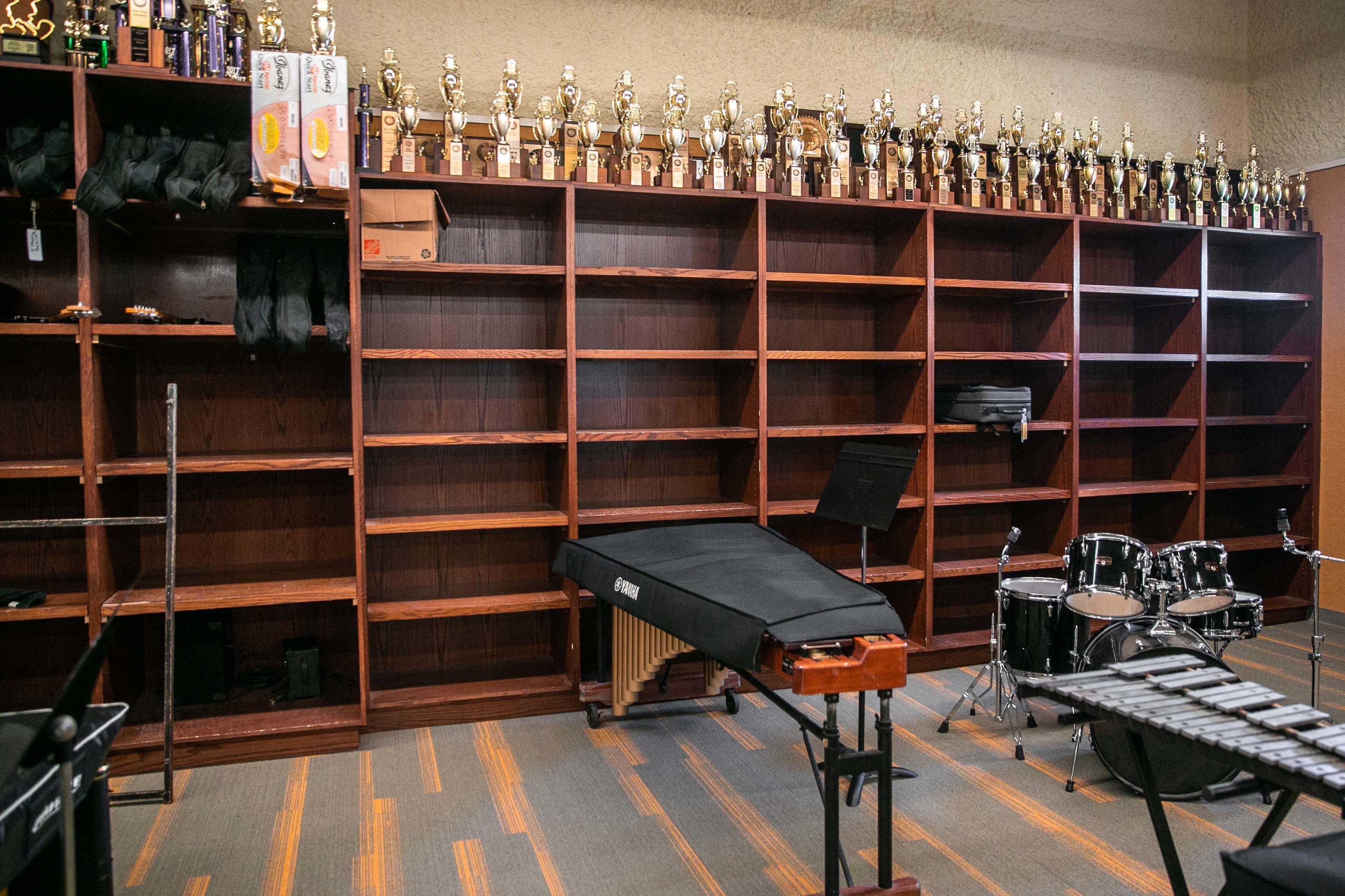 Gator Millworks St. Amant High School