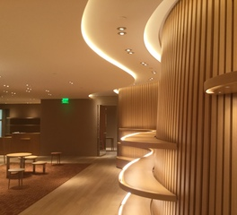 gc products hermes west coast flagship ceiling precast