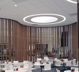 GC products Samsung Headquarters Cafeteria Design
