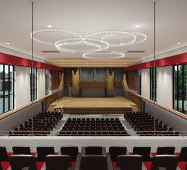 Graham ConstructionDouwstra Auditorium Renovation – Central College  1