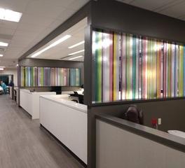 GRT Glass Design glass divider walls