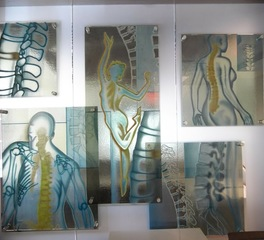 GRT Glass Spine Hospital Mual Montage