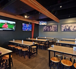 Haymaker Element 5 Architecture Restaurant Bar Dining Area