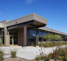 HCM Architects Washington County Public Works Minnesota Hagen Christensen Mcllwain Exterior Entry