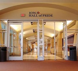 Heartland Iowa Hall of Pride Entrance