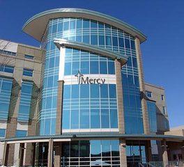 Heartland mercy Hospital exterior