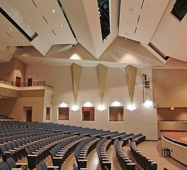 Heartland Urbandale High School Auditorium Construction