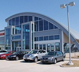 Heartland Willis Auto Dealership Exterior