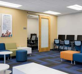 Herzing University classroom design
