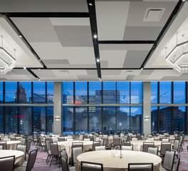 Hilton hotel ballroom design
