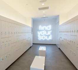 Hollman Inc Soul Cycle Fitness Locker Room