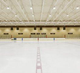 HTG Architects Ice Skating Arena Design