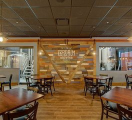 i2 Design The Explorium Brewpub