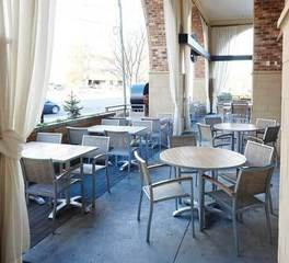 inpro corporation Brixx restaurant outdoor patio