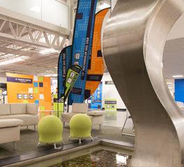 iSpace Environments Sign-Zone, Inc Brooklyn Center Minnesota Sales Floor