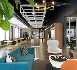 iSpace Environments SVL Office Space Interior Lounge Furnishings