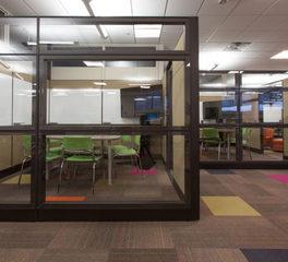 iSpace Environments University of Minnesota- Humphrey 50