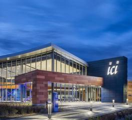 JTH Lighting DMACC Exterior Des Moines Iowa
