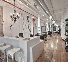 Kimberly Peck Architect Alibi Salon - Chelsea New York