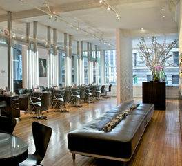 Kimberly Peck Architect - Ted Gibson Salon NYC