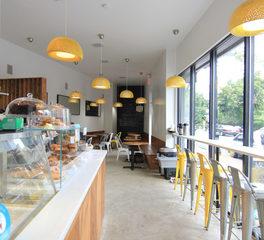 Kimberly Peck - Lark Cafe 1