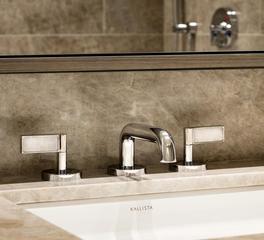 Kohler Kallista Bathroom Marble Sink One Hudson Yards