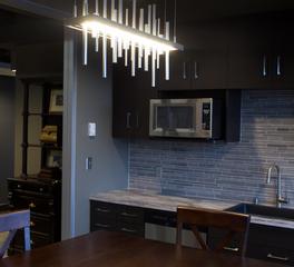 Lanae Design - Bluestem kitchen area