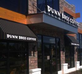 Landmark Architectural Signs Dunn Bros Coffee