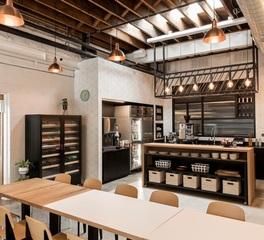 Large versatile indoor space