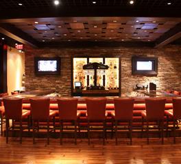 Larson Contracting Bar Design