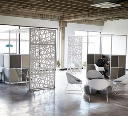 Loftwall webwall office wall divider