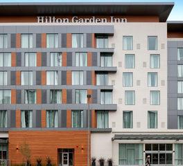 Longboard products hilton garden inn exterior 1