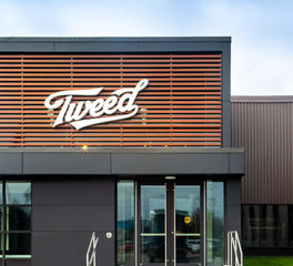Longboard products tweed visitor centre exterior 1