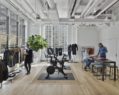 Explore the latest retail design trends with this open retail store design concept.