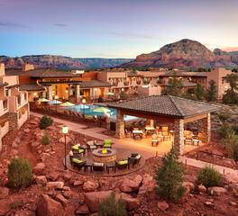 Materials Inc Sedona Arizona Exterior Landscaping Exterior Design
