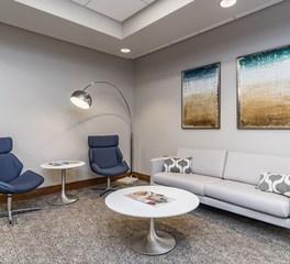 McKinneyOlson Insurance, Waiting Area, Canfield