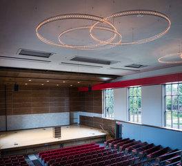 Meteor Lighting Douwstra Auditorium