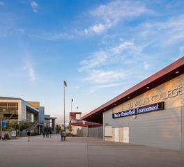 Meteor Lighting San Bernardino Valley College Exterior Space