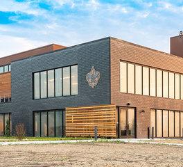 MG McGrath Mixed Use Building exterior design
