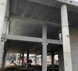 Mid State Concrete KK Mixed Use In Progress Interior Work